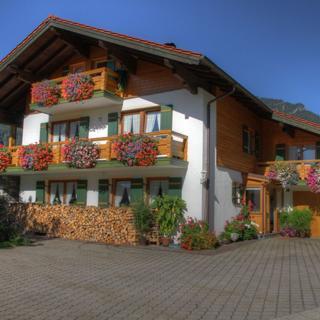 Gästehaus Anni Bauregger Wohnung 2 - Schneizlreuth