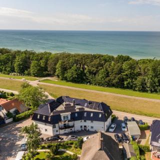 Villa Strandblick Ostseetraum direkt am Meer - Zingst