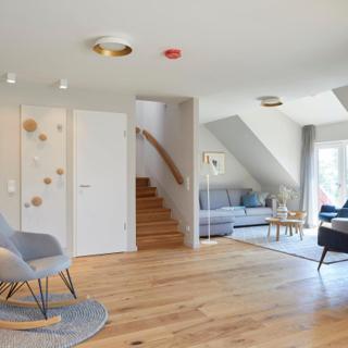 Bades Huk Haus 02 Wohnung 08 - OG - Hohen Wieschendorf