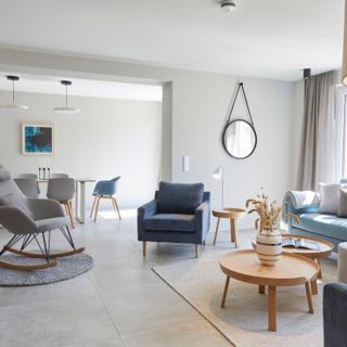 Bades Huk Haus 13 Wohnung 55 - EG - Hohen Wieschendorf