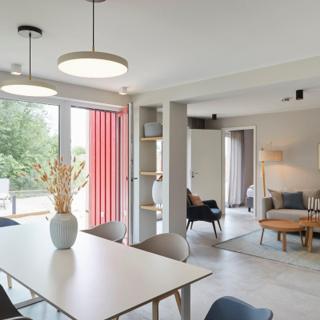Bades Huk Haus 15 Wohnung 58 - EG - Hohen Wieschendorf