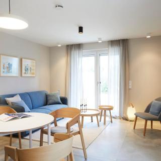 Bades Huk Haus 16 Wohnung 65 - EG - Hohen Wieschendorf