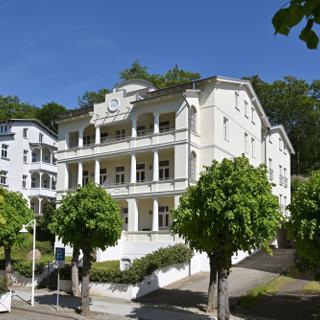 Ferienwohnung 7 Villa Celia Sellin strandnah für 4 Personen - Sellin
