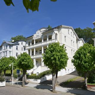 Ferienwohnung 13 Villa Celia Sellin strandnah für 6 Personen - Sellin
