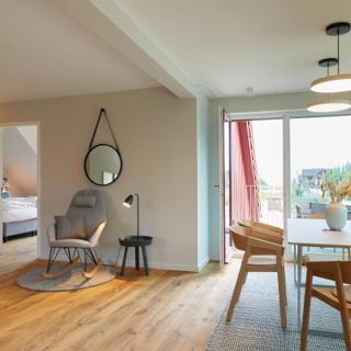 Bades Huk Haus 10 Wohnung 40 - OG - Hohen Wieschendorf