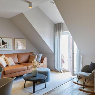 Bades Huk Haus 11 Wohnung 45 - OG - Hohen Wieschendorf