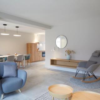 Bades Huk Haus 12 Wohnung 48 - EG - Hohen Wieschendorf