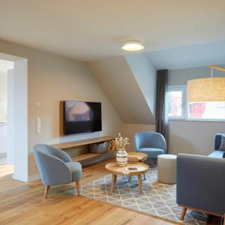Bades Huk Haus 12 Wohnung 52 - OG - Hohen Wieschendorf
