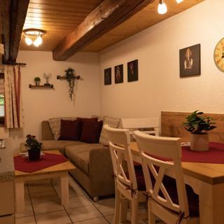 Ferienhof Gerda - Ferienwohnung Storchennest - St. Georgen