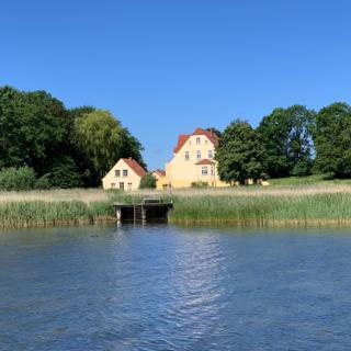 Gutshaus Grubnow Ferienwohnung 3 - Neuenkirchen