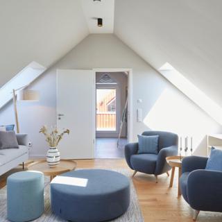 Bades Huk Haus 11 Penthouse 47 - Hohen Wieschendorf