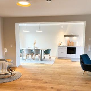 Bades Huk Haus 01 Wohnung 04 - Hohen Wieschendorf