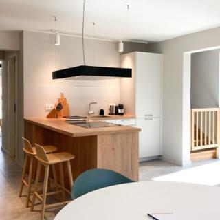 Bades Huk Haus 11 Wohnung 41 - EG & OG - Hohen Wieschendorf