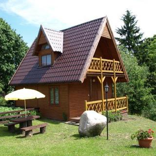 Pod Kogutkiem-Domek II (Ferienhaus) - Kruklanki