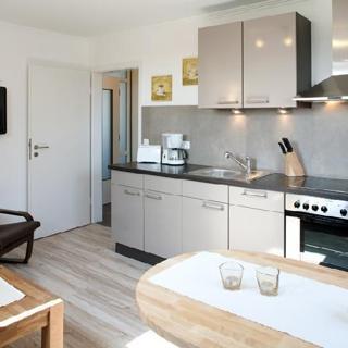 Haus Wellnitz, Wohnung Südwäldchen, Theodor-Heuss-Str.27, strandnah, stadtnah - Westerland