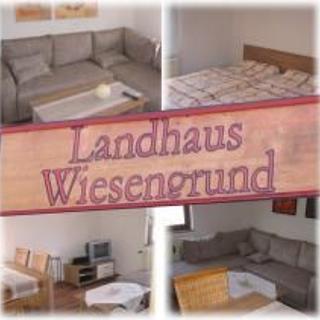 Landhaus Wiesengrund, Wohnung 3 - Braunlage