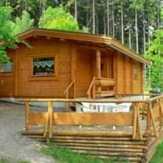 Harz-Camp Bremer Teich - Rustikaler Bungalow - Gernrode
