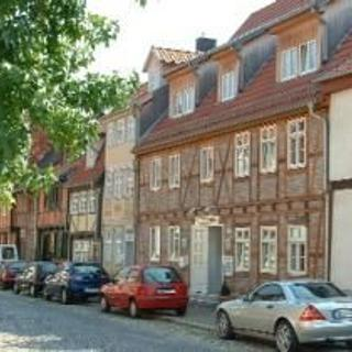 Romantisches Fachwerkhaus - Quedlinburg
