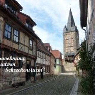 Ferienwohnung unterm Schreckensturm 3 - Quedlinburg