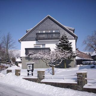 Haus Kaiser Ferienwohnung Laura - Winterberg