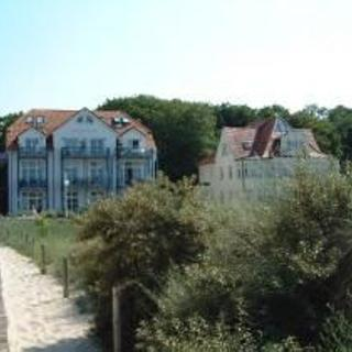 Strand Palais, Ferienwohnung Luv - Warnemünde